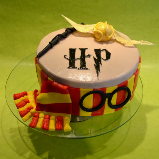 harry potter taart harry potter taart   dubbelhandig harry potter taart