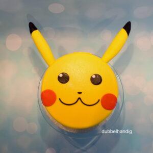 taart pikachu