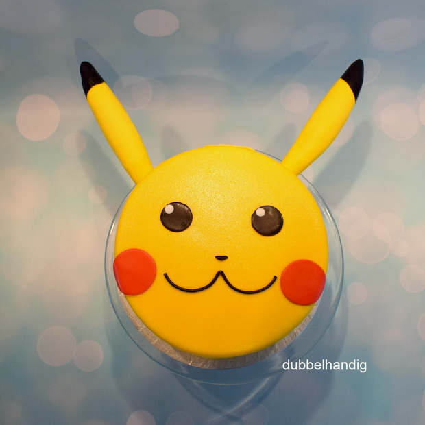 pikachu taart taart pikachu   dubbelhandig pikachu taart
