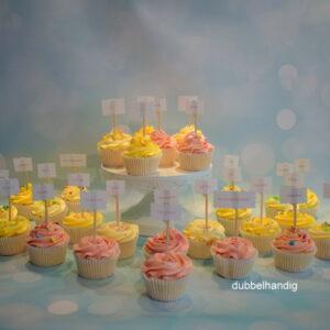 cupcakes 'afscheid'