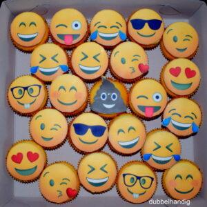 cupcakes emoticons