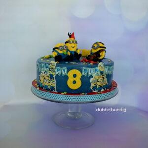 taart minions