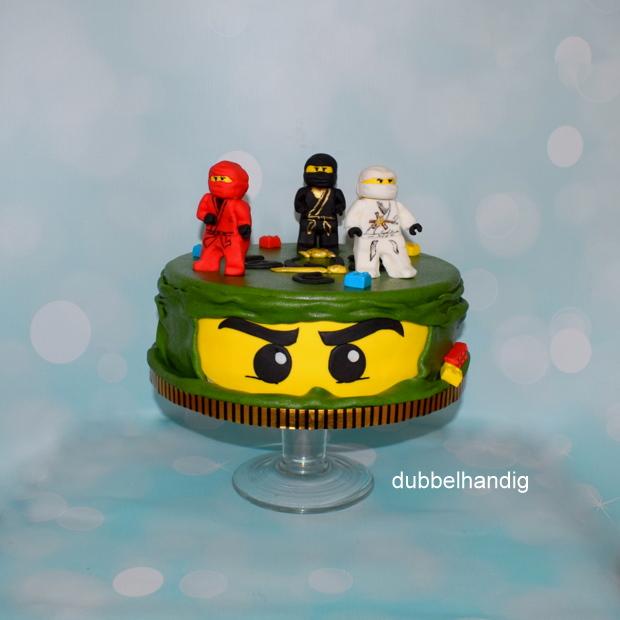 lego ninjago taart taart lego ninjago   dubbelhandig lego ninjago taart