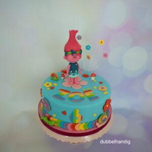 taart poppy trolls