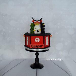 taart lego ninjago