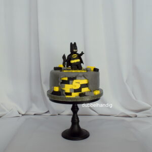 taart lego batman