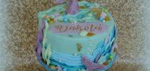 taart zeemeermin