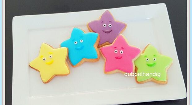ster koekjes