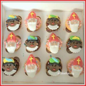 cupcakes sint en piet