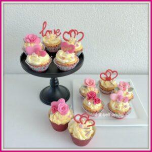 cupcakes valentijn