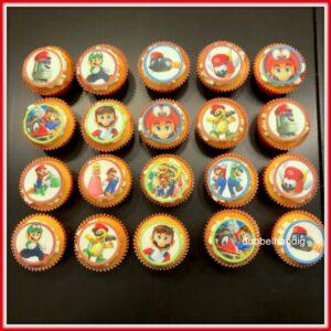 cupcakes super mario odyssey
