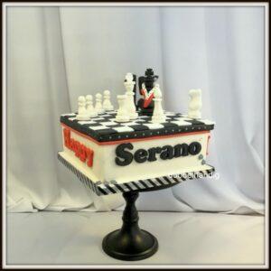 taart schaakmat