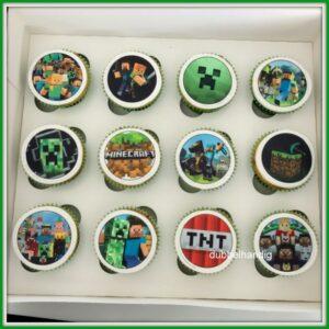 cupcakes minecraft