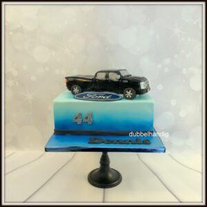 taart auto